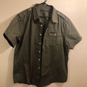 Men's Sean John button down shirt